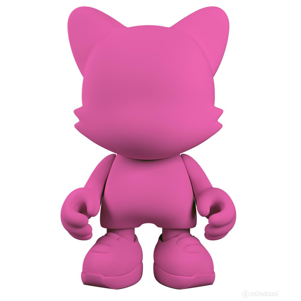 *Pre-order* Pink 15-INCH UberJanky Toy by Superplastic