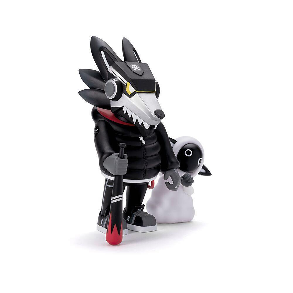 Ukami and Hitsuji Art Toy Figure by Quiccs x Kidrobot