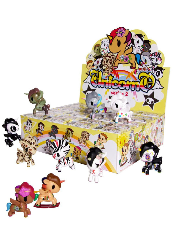 Unicornos Series 2 By Tokidoki Blind Box Toy Mindzai