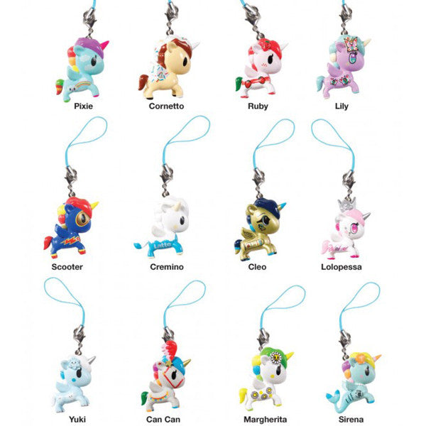 Unicornos Frenzies Series 2 Blind Box by Tokidoki - Mindzai  - 1