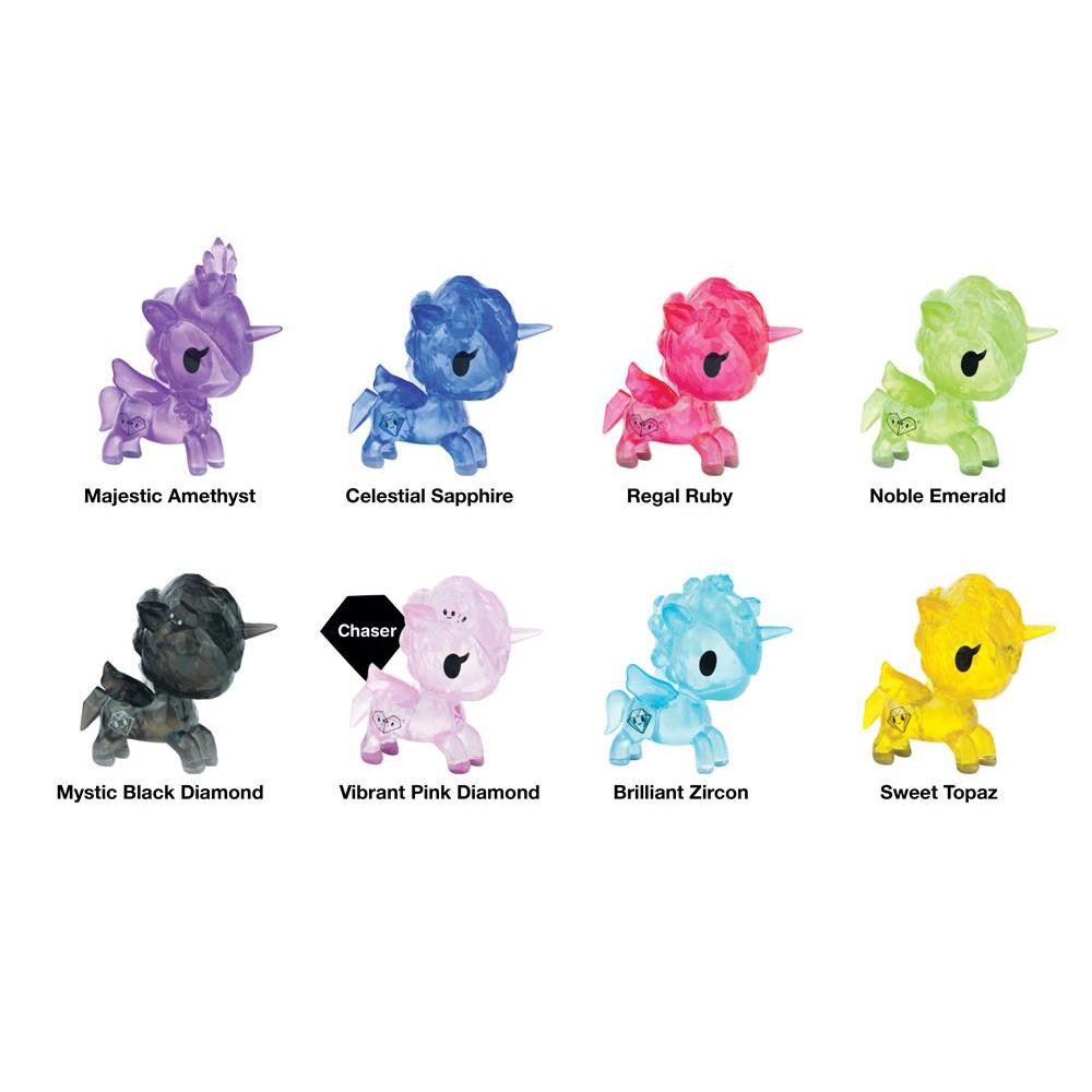 *Pre-order* Unicorno Gems Blind Box by Tokidoki