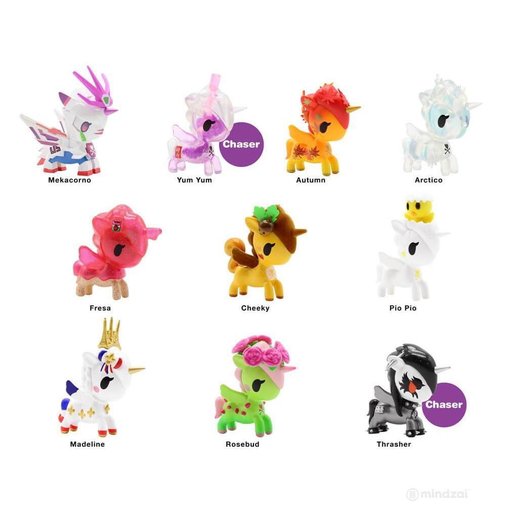 *Pre-order* Unicorno Series 9 Blind Box Series by Tokidoki
