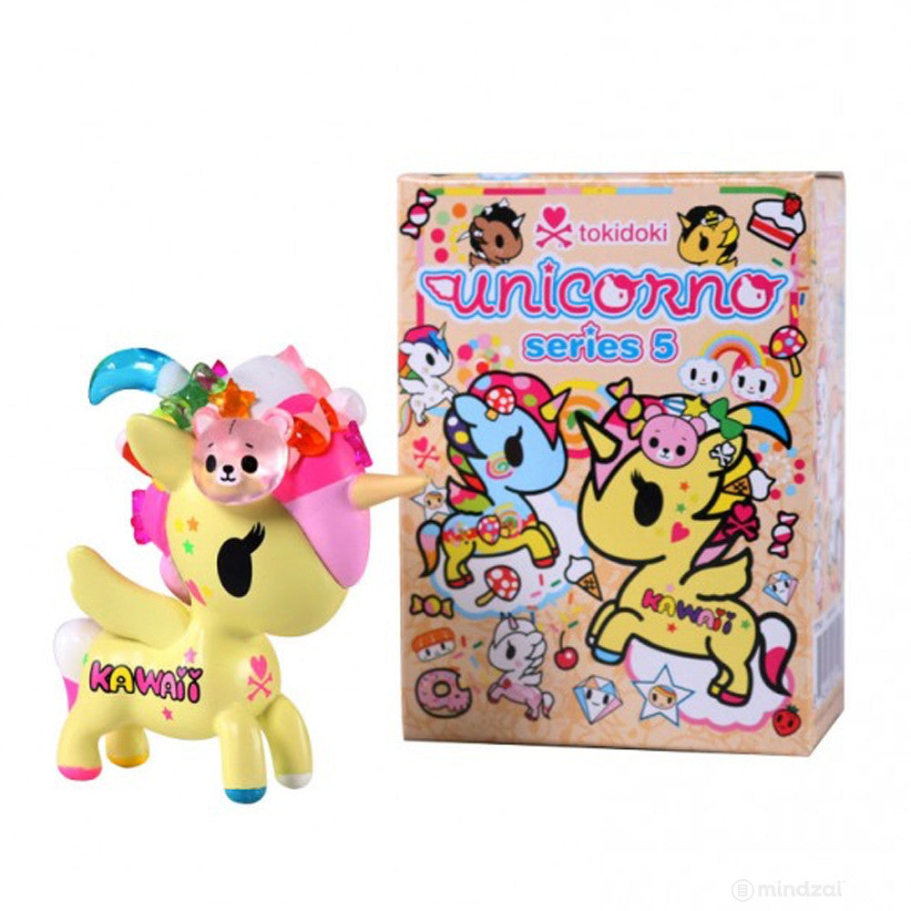 Unicorno Series 5 Blind Box by Tokidoki - Mindzai  - 1