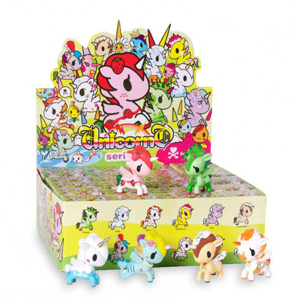 Unicorno Series 4 Blind Box by Tokidoki - Mindzai  - 1