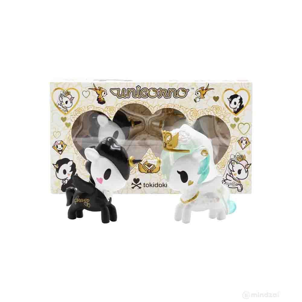 Unicorno Valentine Romeo and Juliet 2-Pack Set by Tokidoki