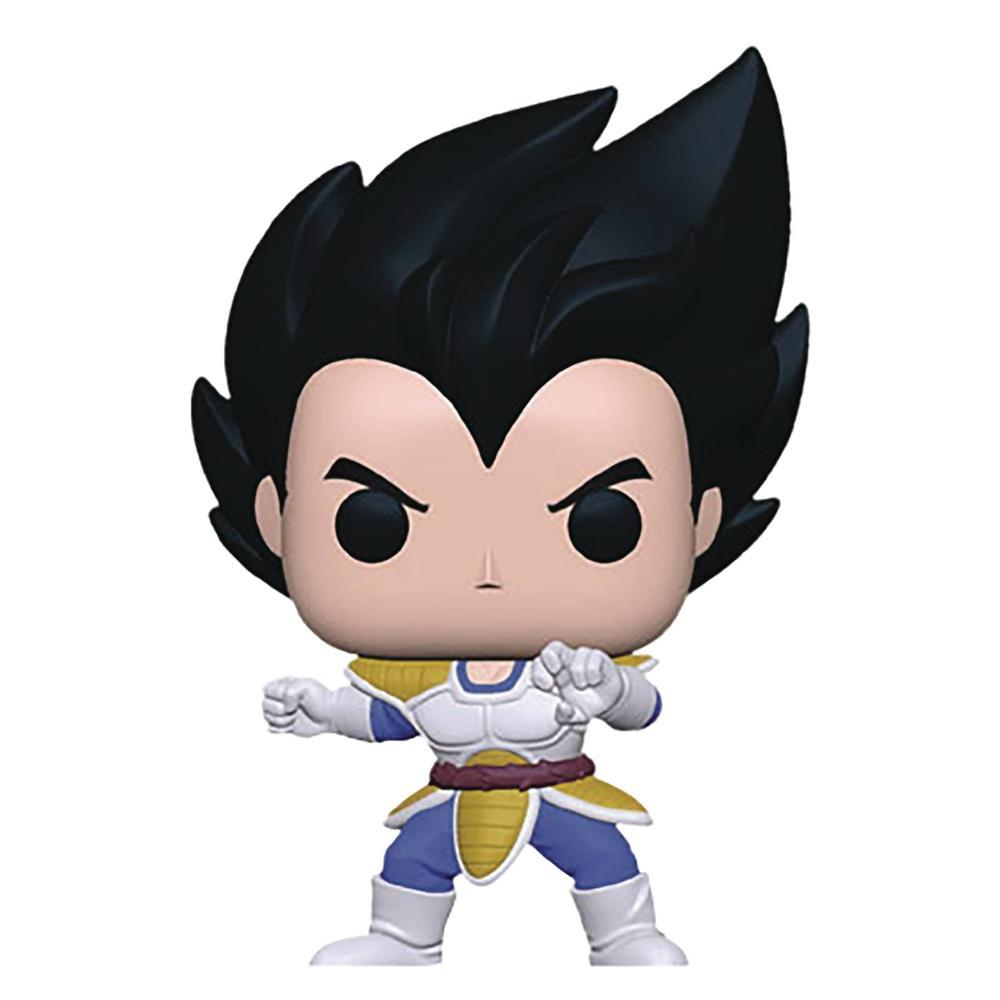 DBZ Vegeta POP! Vinyl Figure by Funko