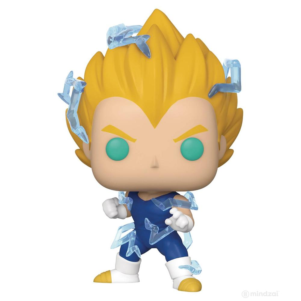 DBZ Super Saiyan 2 Vegeta PX Exclusive POP! Vinyl Toy Figure by Funko