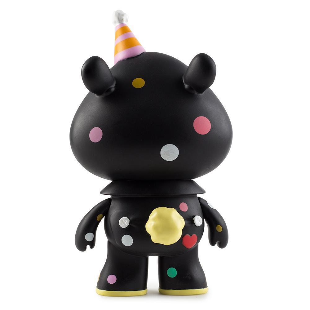 *Special Order* Care Bears Birthday Bear by Kathie Olivas (Black) - Kidrobot Exclusive