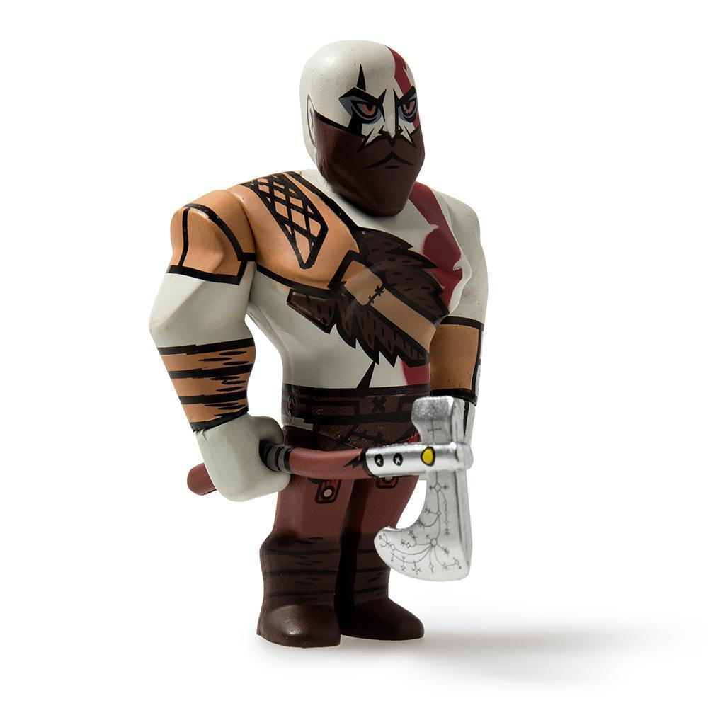 God Of War Blind Box Mini Series Toy Figure by Kidrobot
