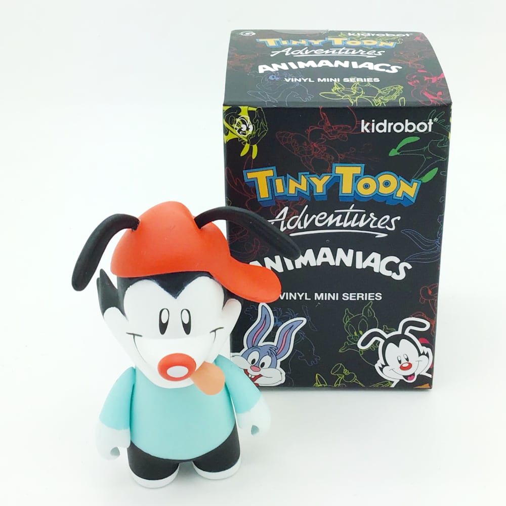 Tiny Toon Adventures Animaniacs Mini Series by Kidrobot - Wakko