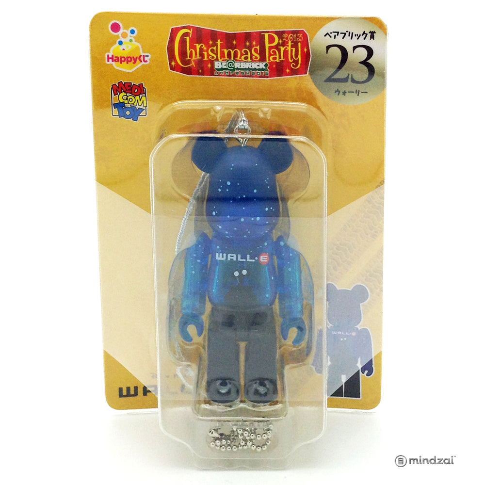 Disney Pixar Bearbrick Unbreakable - Happy Kuji#23 - WALL-E Christmas Party 100% Size