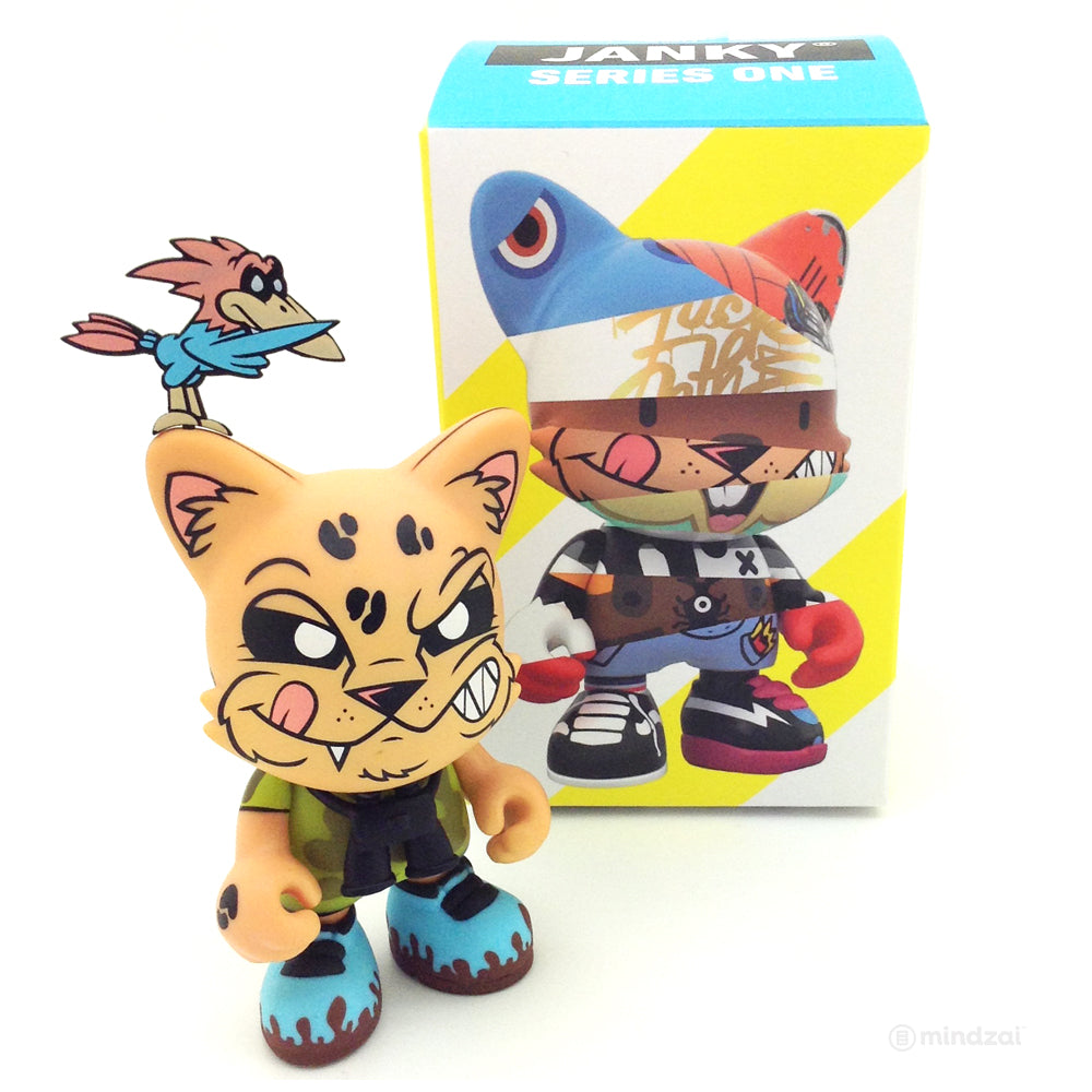 Janky Series 1 Blind Box by Superplastic - Watcher (Joe Ledbetter)