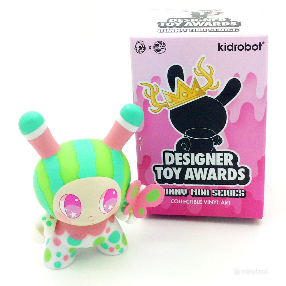 Designer Toy Awards Dunny Blind Box - Watermelon Mango