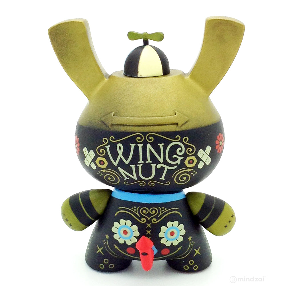 Dunny 2011 Series - Wing Nut (Kronk)