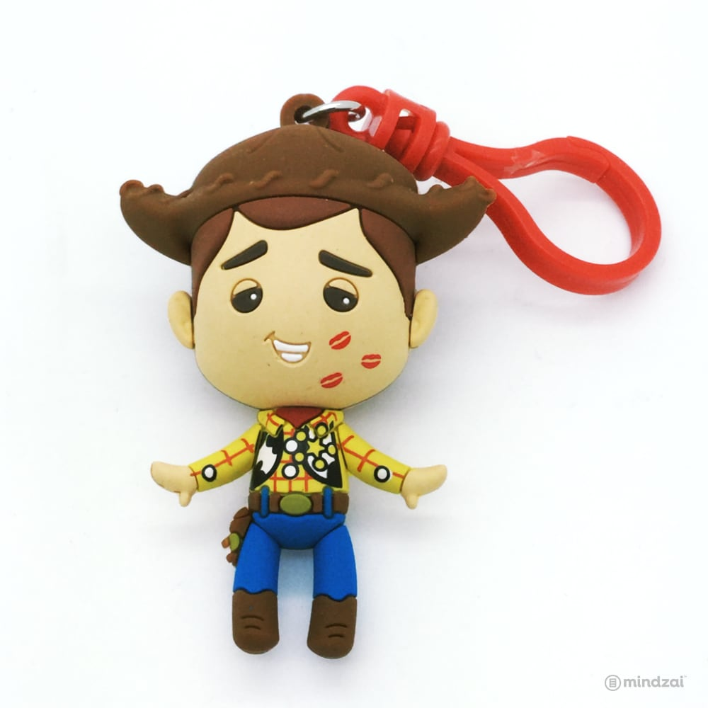 Disney Toy Story Classic Figural Keyring Blind Bag - Woody