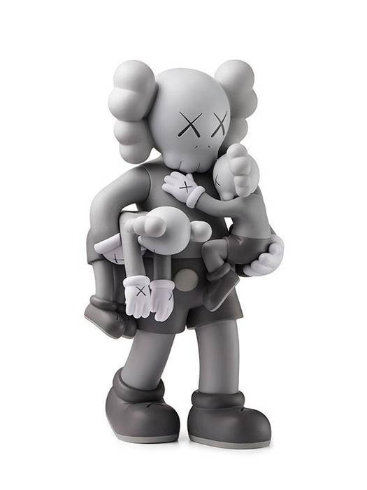 Kaws Clean Slate (Grey Version)