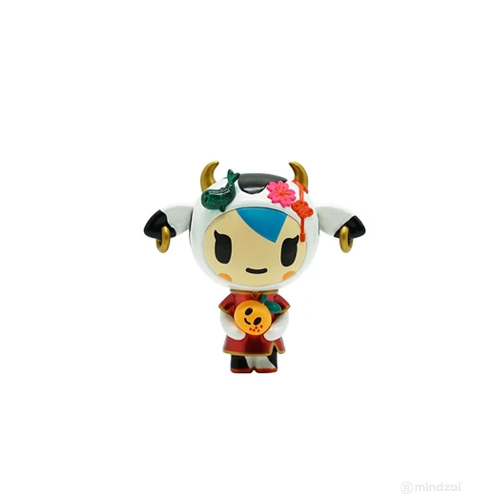Year Of The Ox 2021 Vinyl Figure by Tokidoki