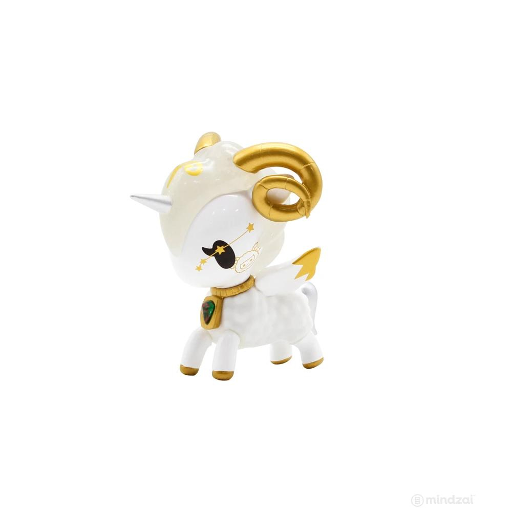 Aries Zodiac Unicorno Vinyl Figure by Tokidoki