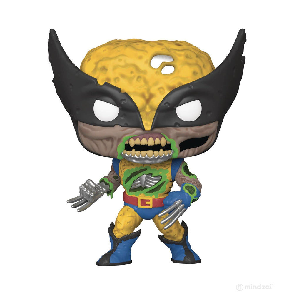 Marvel Zombies Wolverine POP Toy Figure by Funko