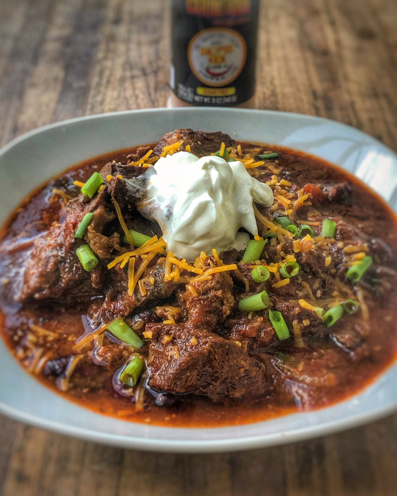 Caribeque Chuck Roast Chili