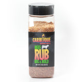 Big & Bold Beef Rub - Best BBQ Seasoning & Rub Co.