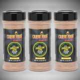 3-pack Spicy Jamaican Jerk Seasoning Blend (4.5 oz Shaker Bottles) - Best BBQ Seasoning & Rub Co.