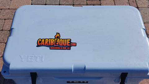 Caribeque Decals - Best BBQ Seasoning & Rub Co.