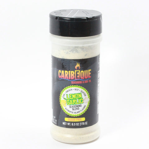 Lemon Garlic Seasoning Blend (6.3 oz Shaker Bottle) - Best BBQ Seasoning & Rub Co.