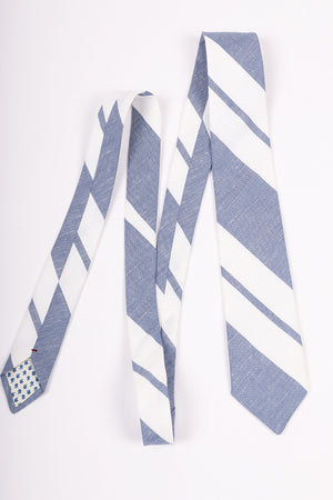 Riley Tie Sail Stripe | Matching Mask Option