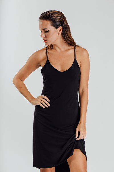 Shelley Criss Cross Back Dress
