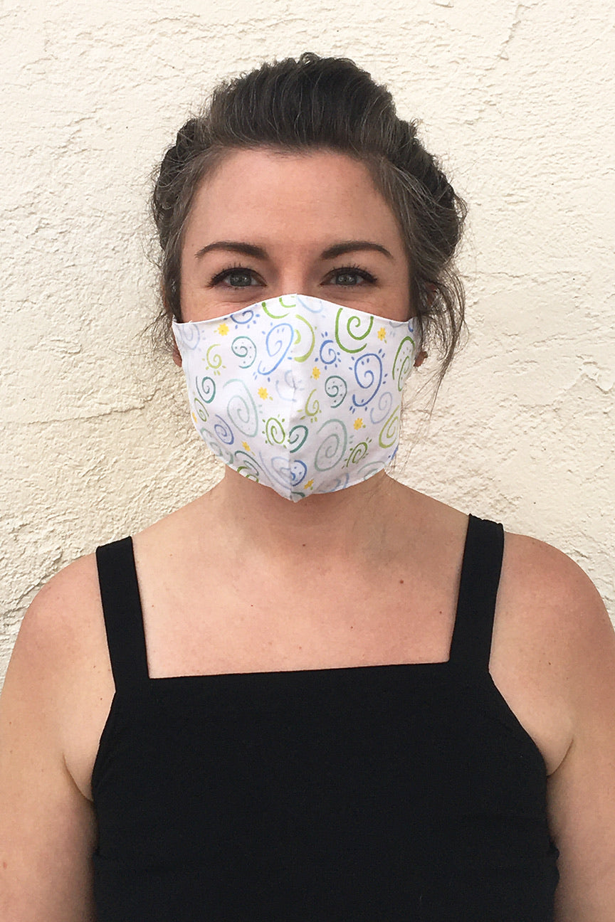 Contoured Face Mask | Buy 1 Donate 1