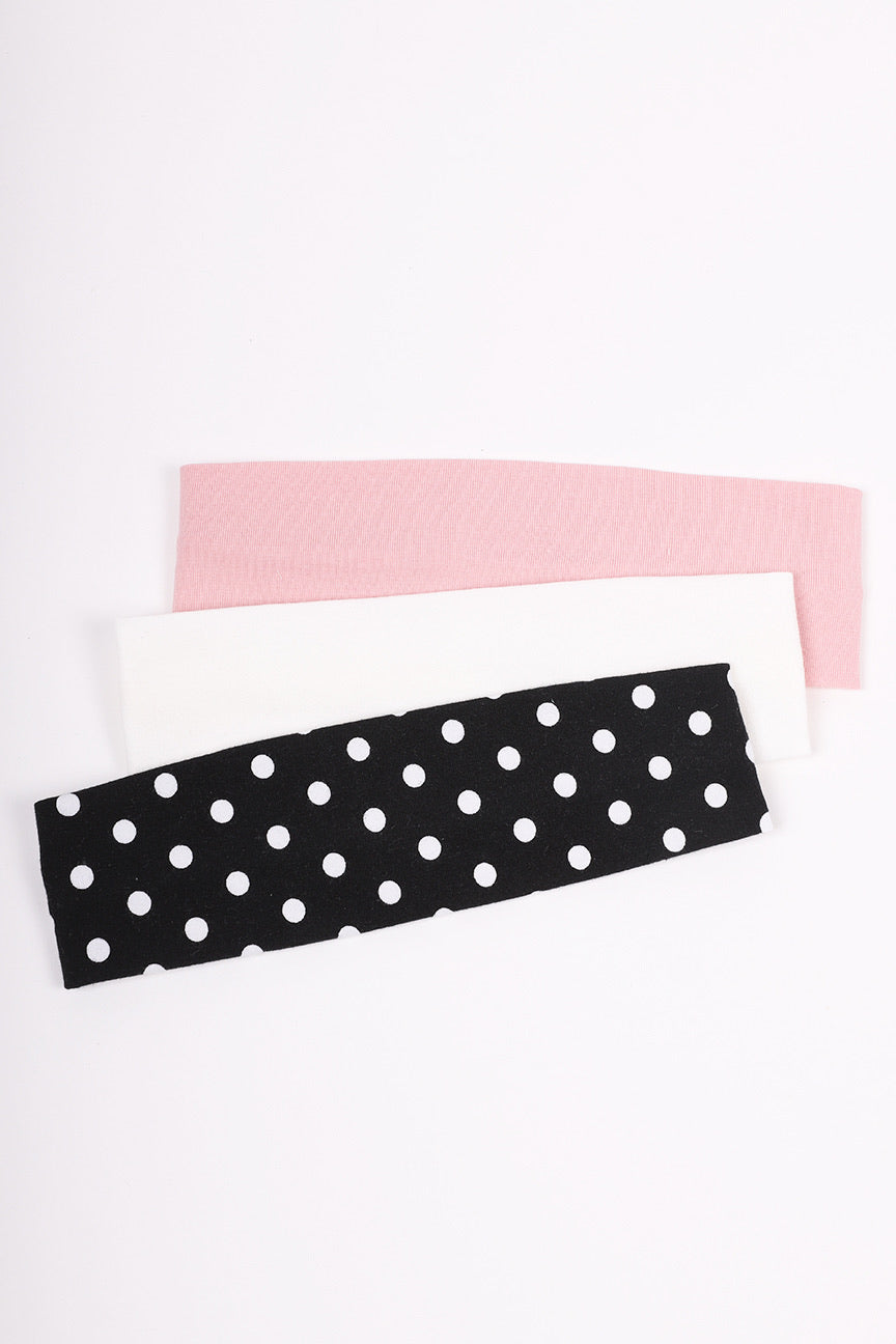 Stretchy Hairband | 3 pack