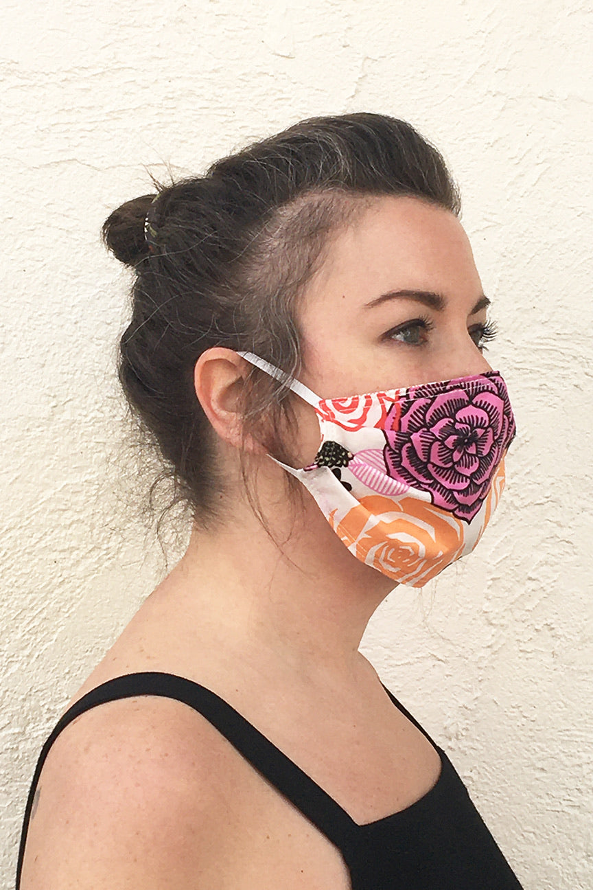 Pleated Face Mask | Buy 1 Donate 1