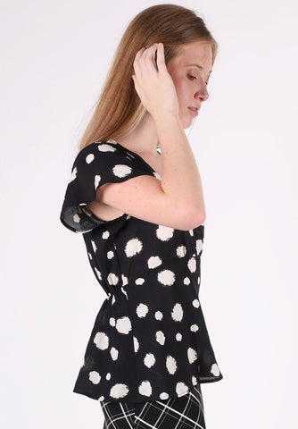 Empire Flutter Top | Dream Dot