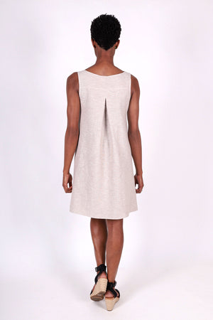 Latitude Dress | Flax