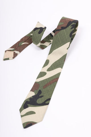 Riley Tie | Camouflage