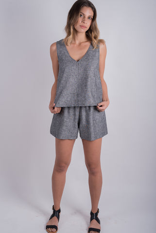 City Shorts | Grey