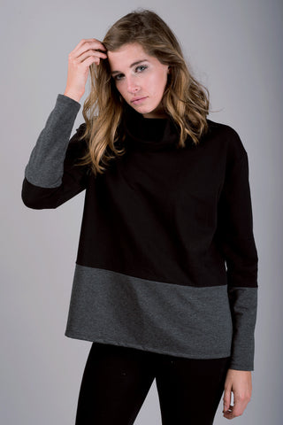 Beatnik Funnel Sweatshirt
