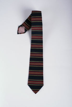 Edmond Multi Stripe Riley Tie