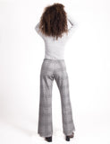 La La Pants | Glen Plaid