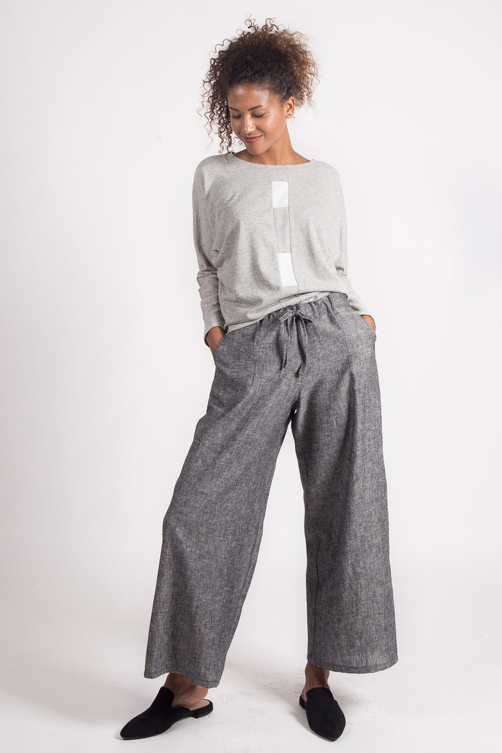 Wavelength Pant | Grey