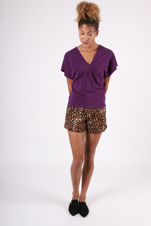 Morgan Shorts | Cheetah