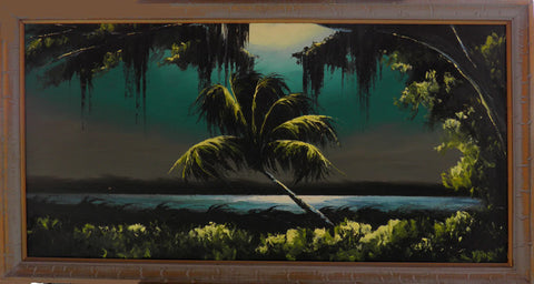 "James Gibson - ""Night Time Indian River"""