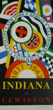 "Robert Indiana - ""Lewiston"""