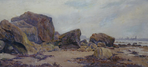 "John McDougal - ""Rocky Beach"""