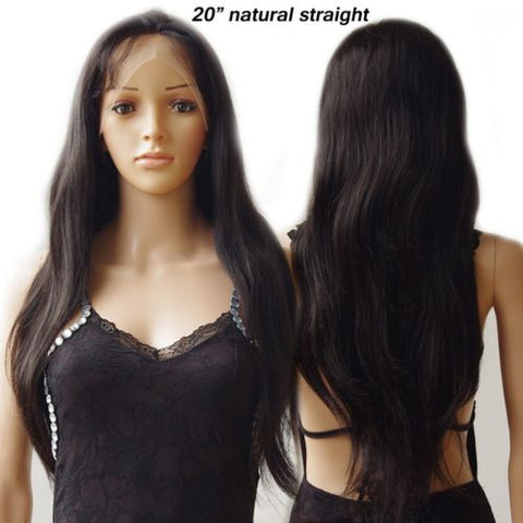 Brazilian Human Hair Lace Front Wig Full Lace Wigs