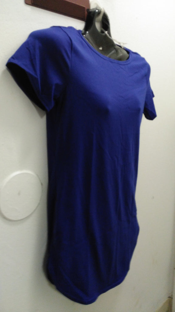 Blue Dress mini / long Top
