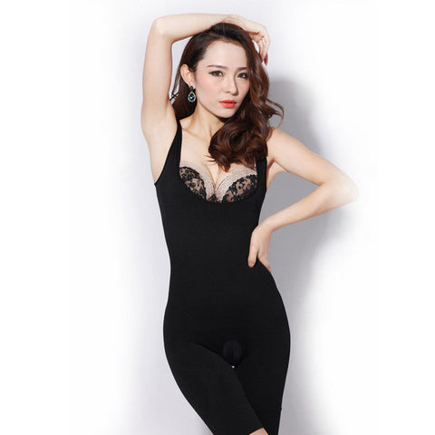 Underbust Shapewear Playsuit