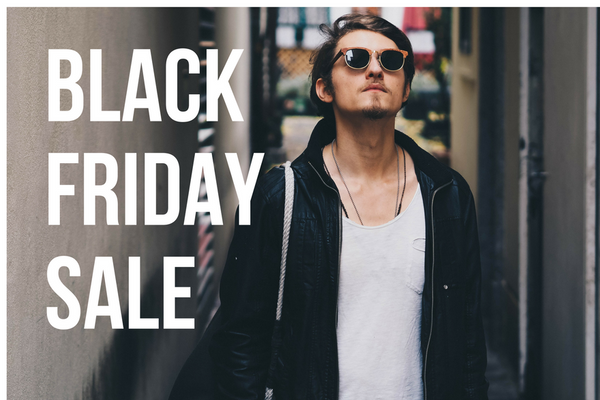 BLACK FRIDAY: -40% SALE