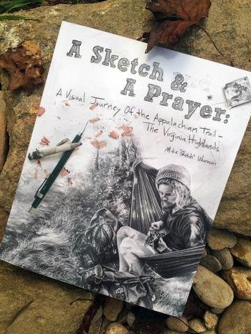 A Sketch & A Prayer Book II: The Virginia Highlands